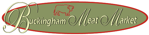 Buckingham Meat Market